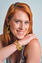 Ravelry Circular Bracelet And Earring Set Pattern By