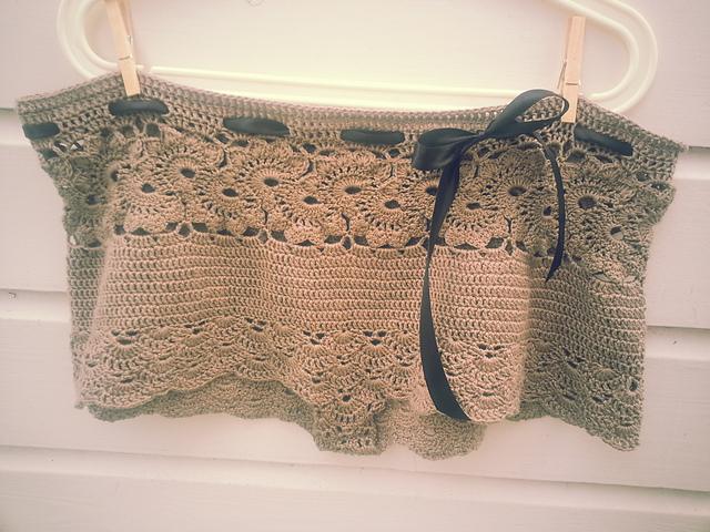 Free Crochet Pattern For Lace Shorts : 365 Crochet