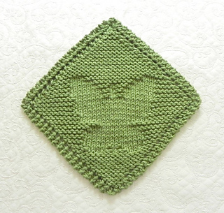 Free Knitting Pattern Butterfly Dishcloth : Ravelry: Butterfly Knit Dishcloth Grandmas Favorite pattern by Aunt Susan