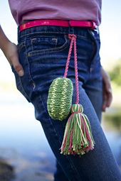 Watermelon with Tassel PDF