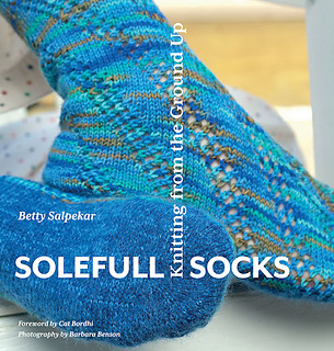 Knitting Patterns On The Round : Ravelry: Solefull Socks, Knitting from the Ground Up - patterns