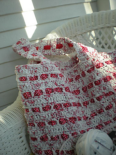 35 Free Patterns for Reusable Grocery Bags   Curbly | DIY