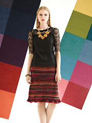 #28 Quilted Skirt PDF