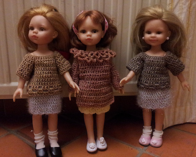 Paola Reina - Claire, Elena, Marion & Dasha rejointes par Marieta en dernière page !! - Page 4 20160218_203019_medium2