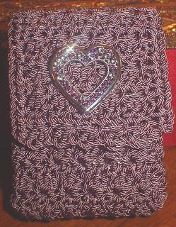 Free Crochet Pattern For Cigarette Case : Ravelry: Cigarette Case/Glasses Case pattern by Carrie ...