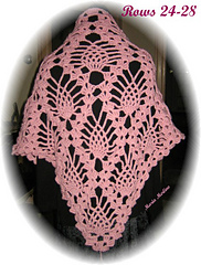 Afghans -- Granny Triangle -- Crochet on Pinterest | 75 Pins