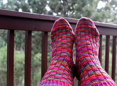 Crazy Summer Sock PDF