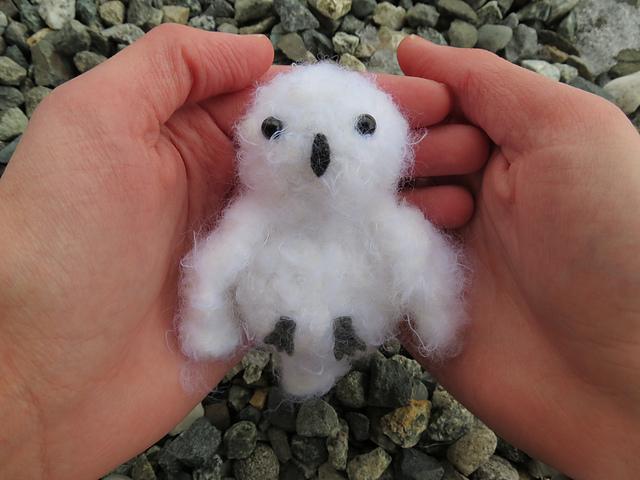 Amigurumi Patrones Gratis De Buho : Patrones de búhos amigurumi gratis arte friki