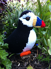 Ravelry: Puffin pattern by Sara Hall