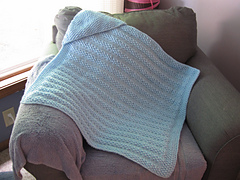 Free Crochet Pattern: Pound of Love® Hooded Baby Blanket