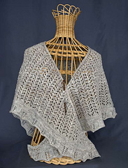 Shepherdess Shawl Pattern PDF