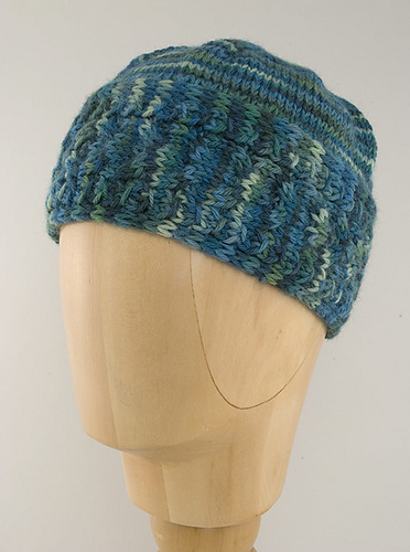 Horseshoe Cable Hat PDF