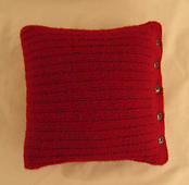 Ribbed Pillow Cover PDF