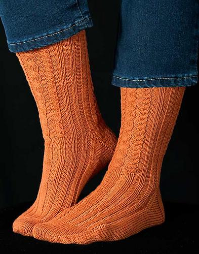 Red Planet Socks PDF