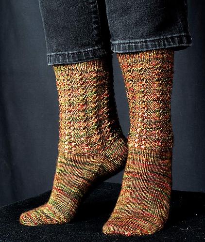 Stout Grove Socks PDF