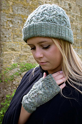 Night Watch Hat and Mitts PDF