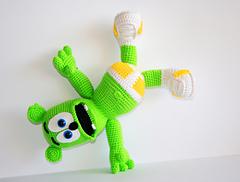 Amigurumi Gummy Bear : Ravelry: Crochet Gummy Bear Gummibar pattern by Laila Saide