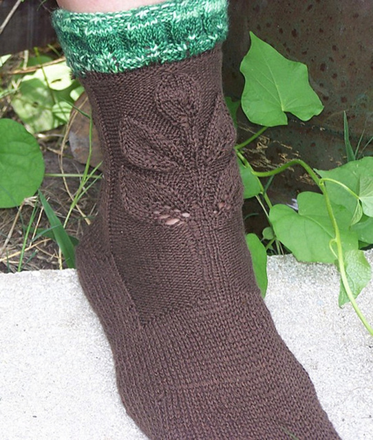 Whomping Willow (image taken direct from Ravelry)