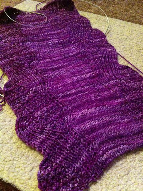 Knitting Ssk Instructions : Hannicraft december knitting