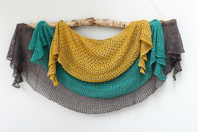 我的两件正在进行时.... - Tina - Tina的手工编织的博客