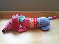 Ravelry: Ted the Dachshund pattern by Rico Design