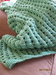 Ravelry: Waffle Blanket pattern by Alexis Layton
