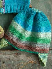 #34 Earflap Baby Hat PDF