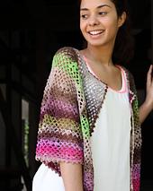 Hanami YS582 Crochet Jacket PDF
