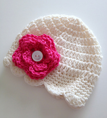 Ravelry: Newborn to 10 Year Old Size Hat with ...