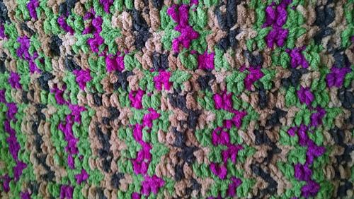 Ravelry Garden Patch Blanket Pattern By Knit Kritters