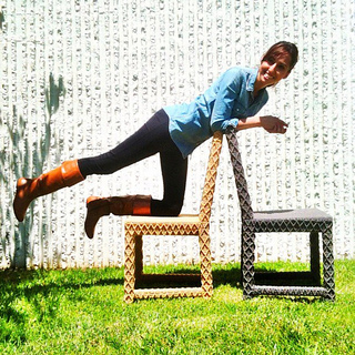 Reena_on_knits_for_life_chairs_small2