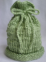 Knitting Patterns For Small Hats : Ravelry: Loom Knit Top Knot Baby Hat pattern by Faith Schmidt