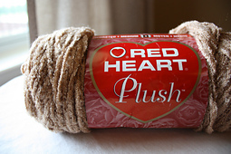 Ravelry Red Heart Plush Solid