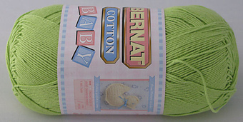 Ravelry Bernat Handicrafter Cotton Baby Solid