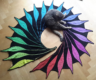 Ravelry: Dreambird KAL pattern by Nadita Swings