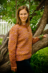 Back to Basics Aran Pullover PDF