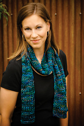Ladder Lace Scarf PDF