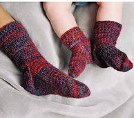 Family Socks PDF