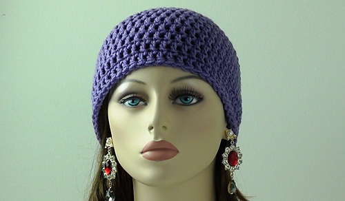 Crochet Hat Patterns Adults : Ravelry: Crochet Beanie for Beginners - Adult Sizes ...