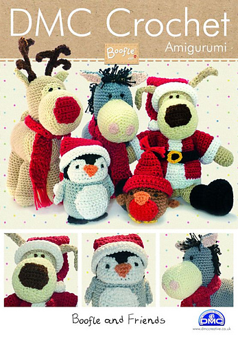 Comprar Kit Amigurumi Dmc : Ravelry: DMC Crochet 14941L/2, Amigurumi BOOFLE and ...