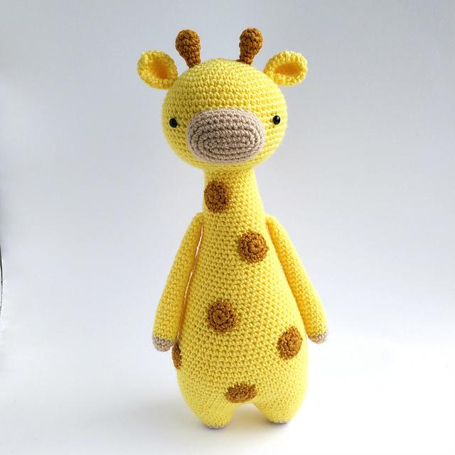 Blij Dat Ik Brei Giraffe