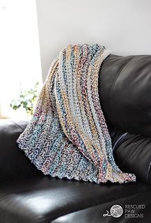 Ravelry Chunky Oversized Blanket Pattern By Krista Cagle