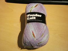 Wonder Knit Self Patterning Wool : Ravelry: Poundstretcher Wonder Knit