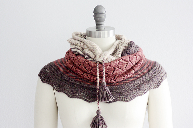 Chilkat Cowl par Rosemary (Romi) Hill