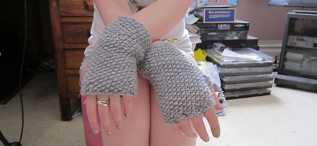 DIY Bofur Gloves