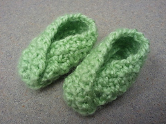 Amazon.com: Vintage Crochet PATTERN to make - BABY High