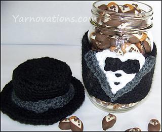 Tuxedo-crochet-jar-cozy_small2