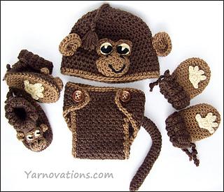 Baby-monkey-hat-set_small2