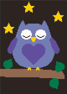 Owl_at_night_purple_small2