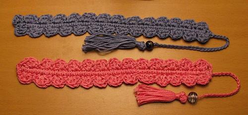 Crocheted_shell_bookmark_medium